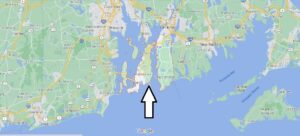 Newport County Map