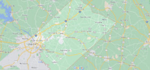 What Cities are in Aiken County
