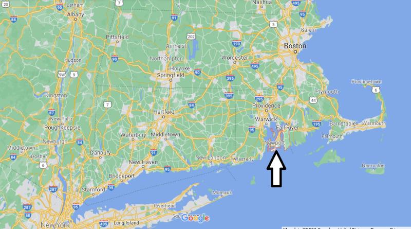 Where is Newport County Rhode Island