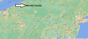 Where is Warren County Pennsylvania